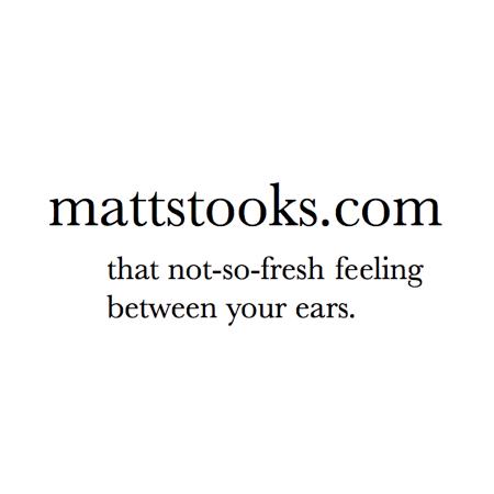 Matt Stooks